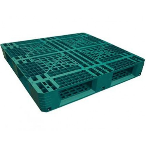 Pallet nhựa WMV-1111 VL 1100x1100x150mm